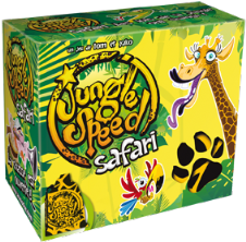 Asmodee - Jungle Speed Safari